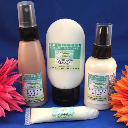 Organic and Natural Acne Skin Care