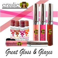 ERZULIE®  GODDESS GLAZE™ &  LIP GLOSSES
