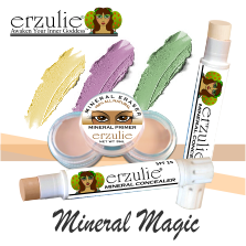 ERZULIE® Natural Mineral Concealer & Corrector