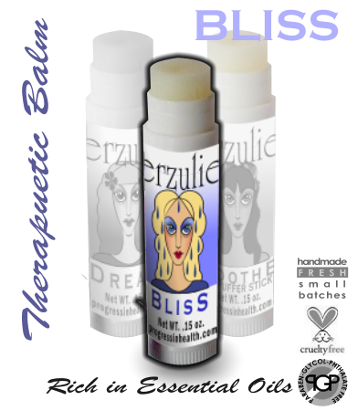 Aromatherapy Stress Relief Balm in BLISS