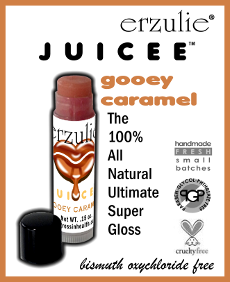 JUICEE™ LIP GLOSS  in GOOEY CARAMEL
