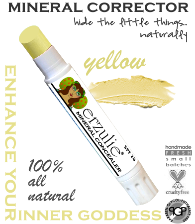MINERAL CORRECTOR Yellow