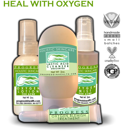 Natural Oxygen Acne Skin Care System