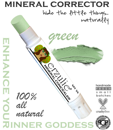 MINERAL CORRECTOR Green