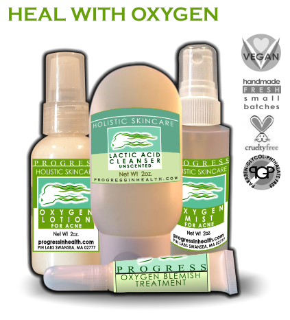 NATUREGIRLZ™ OXYGEN SYSTEM for Acne