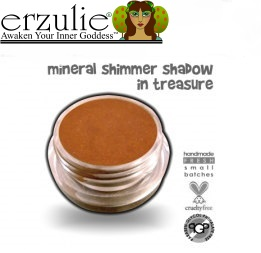 Organic Cream Eyeshadow in Treasure