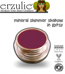 Organic Cream Eyeshadow in Gypsy